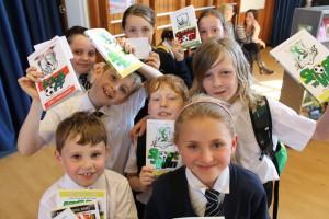 Visit to Hamworthy Park Junior School