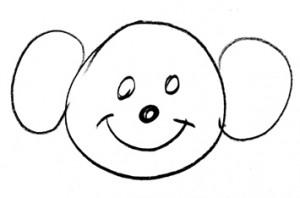 micky's head