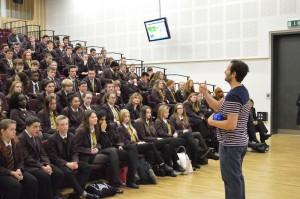 Abraham Darby Academy in Shropshire