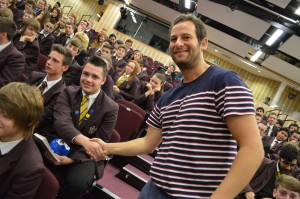 Prize winner at Abraham Darby Academy