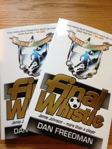 Final Whistle Prize Signed Copies