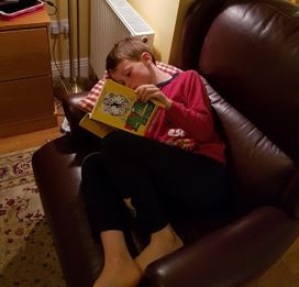 Joseph Reading Skills From Brazil