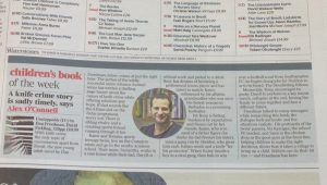 Unstoppable - The Times Children's Book of the Week