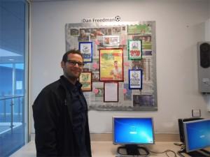 Display at East Barnet School
