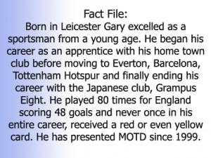 fact gary